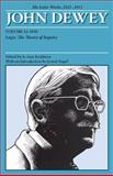 The Later Works of John Dewey, 1925-1953 Vol. 12 : 1938, Logic - The Theory of Inquiry, John Dewey, 0809328224