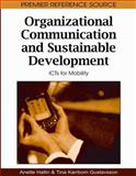 Organizational Communication and Sustainable Development : ICTs for Mobility, Anette Hallin, Tina Karrbom Gustavsson, 1605668222