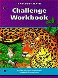 Harcourt Math, Harcourt School Publishers Staff, 0153208228
