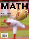 MATH APPS, Ronald J. Harshbarger, 0840058225