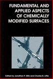 Fundamental and Applied Aspects of Chemically Modified Surfaces, Blitz, J. P. and Little, C. B., 1855738228