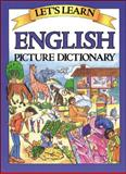Let's Learn English Picture Dictionary, Goodman, Marlene, 0071408223