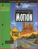 Mathematics of Motion : Distance, Speed, and Time, McGraw-Hill, 0078668220
