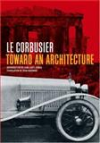 Toward an Architecture 1st Edition