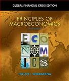 Principles of Macroeconomics, Taylor, John and Weerapana, Akila, 143907822X