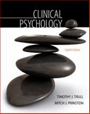 Clinical Psychology, Trull, Timothy, 0495508225
