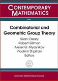 Combinatorial and Geometric Group Theory 9780821828229