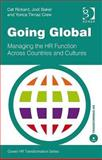 Going Global : Managing the HR Function Across Countries and Cultures, Hunter, Ian and Saunders, Jane, 0566088231