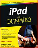 iPad 2 for Dummies, Edward C. Baig and Bob LeVitus, 1118498232