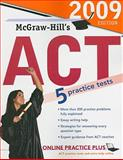 McGraw-Hill's ACT, 2009 Edition, Dulan, Steven, 007158823X