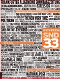 The Best of News Design 33rd Edition, Society for News Design Staff, 1592538231