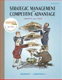 Strategic Management and Competitive Advantage 9780132338233