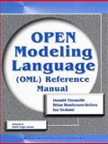 OPEN Modeling Language (OML) Reference Manual, Firesmith, Donald G. and Henderson-Sellers, Brian, 0521648238