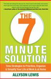 The 7 Minute Solution, Allyson Lewis, 1451628234