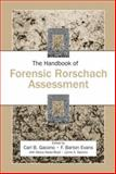 The Handbook of Forensic Rorschach Assessment, Gacono, Carl B., 0805858237