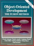 Object-Oriented Development : The Fusion Method, Coleman, Derek, 0133388239