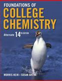 Foundations of College Chemistry, Hein, Morris, 1118298233