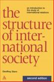 Structure of International Society : An Introduction to the Study of International Relations, Second Edition, Stern, Geoffrey and Stern, 0826468233