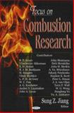 Focus on Combustion Research, Jiang, Sung Z., 1594548234