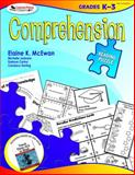 Comprehension, Grades K-3, McEwan, Elaine K. and Judware, Michelle, 1412958245