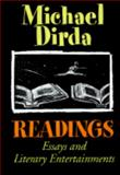 Readings : Essays and Literary Entertainments, Dirda, Michael, 0253338247