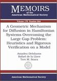 A Geometric Mechanism for Diffusion in Hamiltonian Systems Overcoming the Large Gap Problem : Heuristics and Rigorous Verification on a Model, Delshams, Amadeu and Llave, Rafael de la, 0821838245