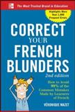 Correct Your French Blunders, Véronique Mazet, 0071788247