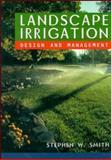 Landscape Irrigation 1st Edition