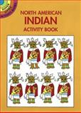 North American Indian Activity Book, Winky Adam, 0486298248