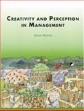 Creativity and Perception in Management, Henry, Jane, 0761968245