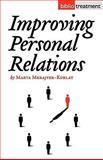 Improving Personal Relationships, Marta Merajver-Kurlat, 1934978248