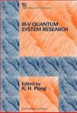 III-V Quantum System Research, , 0852968248
