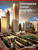 Contemporary Human Geography, Rubenstein, James M. and DK, 0321768248