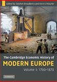 The Cambridge Economic History of Modern Europe, , 0521128242