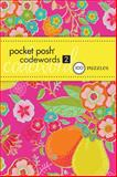 Pocket Posh Codewords, Puzzle Society Staff, 1449418252