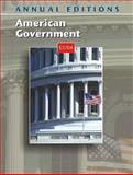 Annual Editions : American Government 03/04, Stinebrickner, Bruce, 0072838256