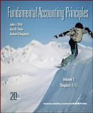 Fundamental Accounting Principles, Chapters 1-12, Wild, John J. and Shaw, Ken W., 0077338251