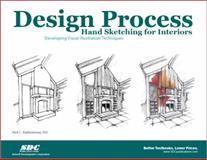 Design Process Hand-Sketching for Interiors, Bartholomew, Rick, 1585038253