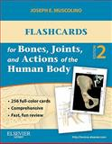 Flashcards for Bones, Joints, and Actions of the Human Body, Muscolino, Joseph E., 0323078257