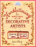 Handlettering for Decorative Artists, Jackie O'Keefe, 0891348255