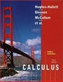 Calculus, Single Variable, Hughes-Hallett, Deborah and Flath, Daniel E., 0471408255
