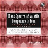 Mass Spectra of Volatiles in Food (SpecData), Central Institute of Nutrition Food Research Staff and Central Institute of Nutrition and Food Research, 0471648256