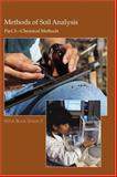 Methods of Soil Analysis Pt. 3 : Chemical Methods, Sparks, D. L. and Page, A. L., 0891188258