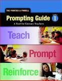 The Fountas and Pinnell Prompting Guide 1 : A Tool for Literacy Teachers, Fountas, Irene C. and Pinnell, Gay Su, 0325018251