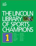 Lincoln Library of Sports Champions, , 0912168250