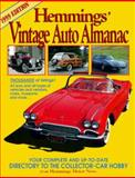 Hemmings' Vintage Auto Almanac, Brownell, David and Hemmings Motor News Staff, 0917808258