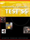 Suspension and Steering - Test S5, Delmar Cengage Learning Staff, 1401818250