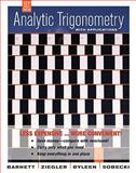 Analytic Trigonometry with Applications, Tenth Edition Binder Ready, Barnett, Vincent, 0470418265