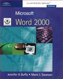 Microsoft Word 2000 - Illustrated Introductory : European Edition, Swanson, Marie, 1861528264