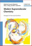 Modern Supramolecular Chemistry : Strategies for Macrocycle Synthesis, , 3527318267